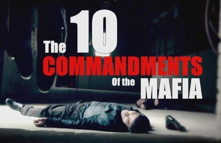 Ten Commandments of the Mafia next episode air date poster