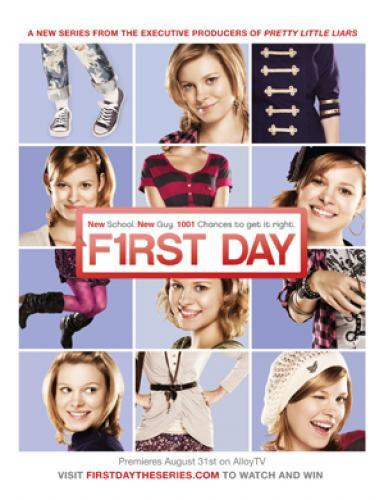 First Day next episode air date poster