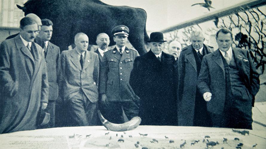 Hitler's Jurassic Zoo next episode air date poster
