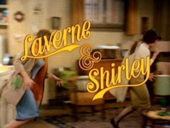 Laverne & Shirley next episode air date poster
