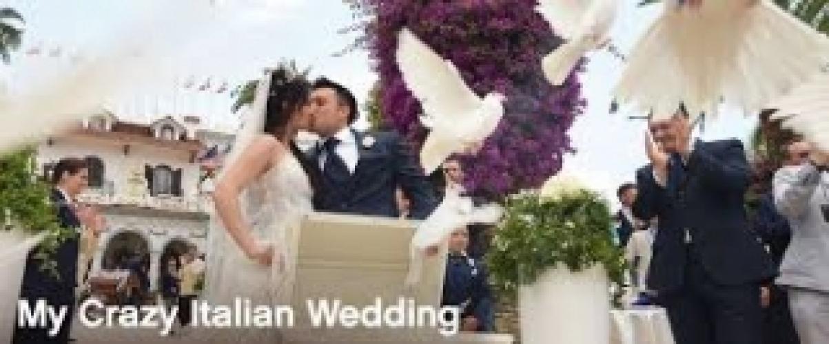 My Crazy Italian Wedding next episode air date poster