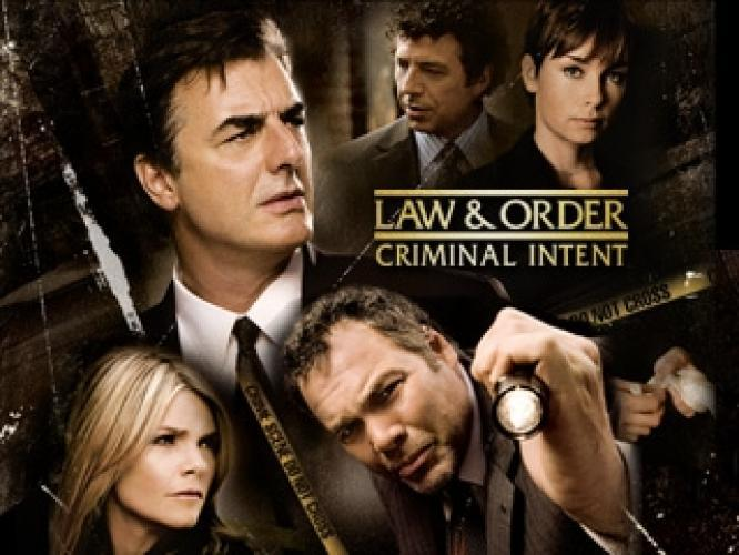 Law & Order: Criminal Intent next episode air date poster