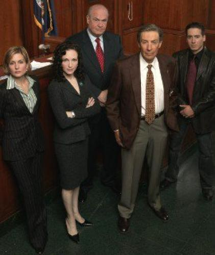 Law & Order: Trial by Jury next episode air date poster