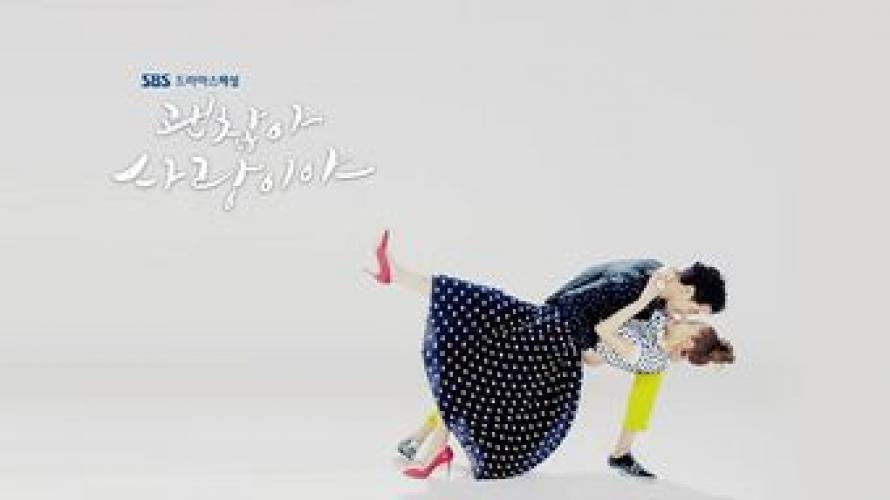 It's Okay, It's Love next episode air date poster
