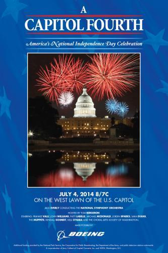 A Capitol Fourth next episode air date poster