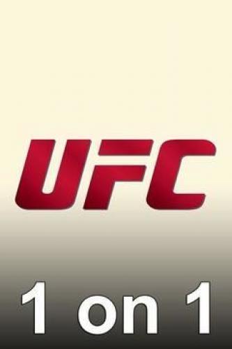 UFC 1 on 1 next episode air date poster