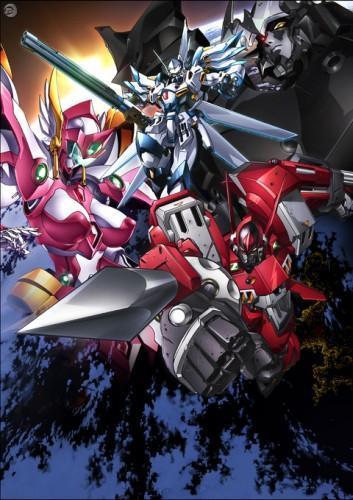 Super Robot Taisen OG: The Inspector next episode air date poster