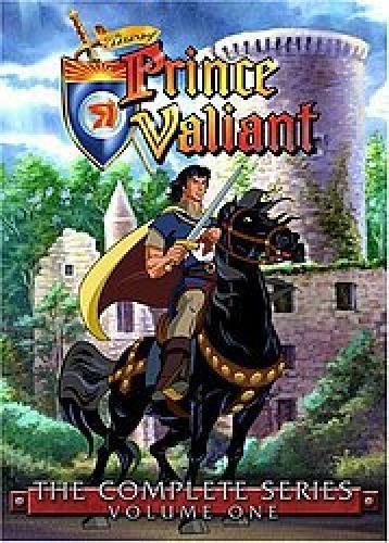 Legend of Prince Valiant next episode air date poster