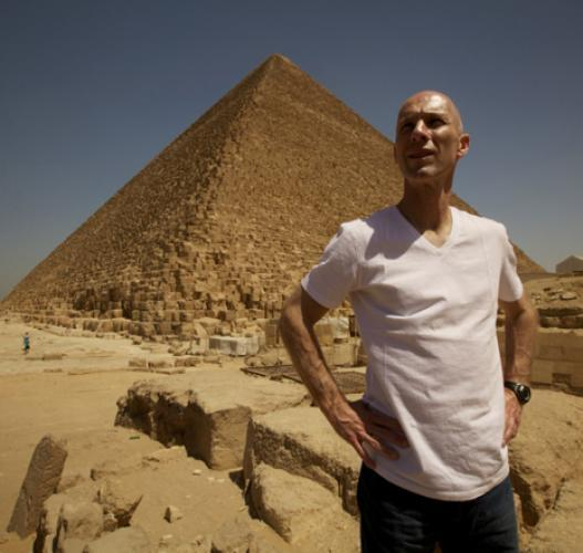 American Pharaoh next episode air date poster