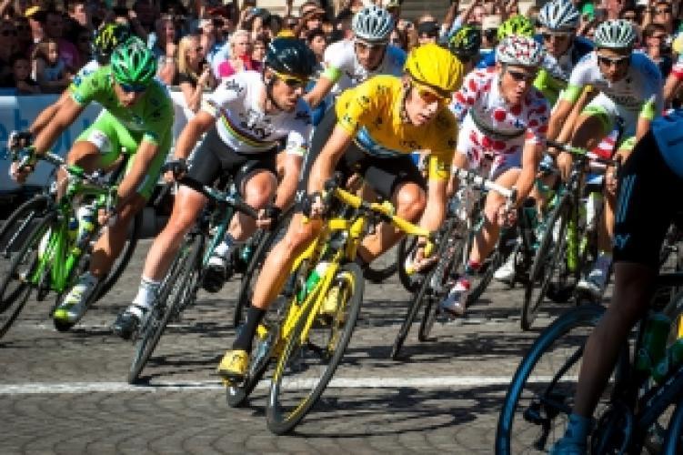 Tour De France 2014 (Aus) next episode air date poster