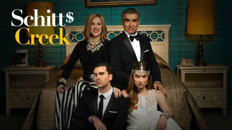 Schitt's Creek next episode air date poster