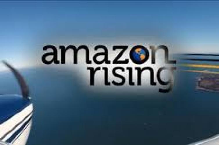 Amazon Rising next episode air date poster