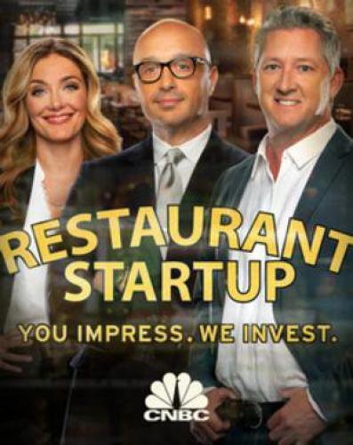 Restaurant Startup next episode air date poster