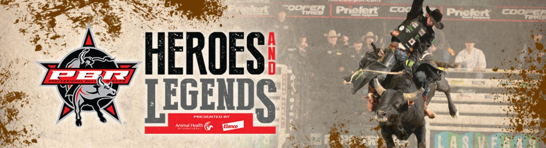 PBR Heroes & Legends next episode air date poster