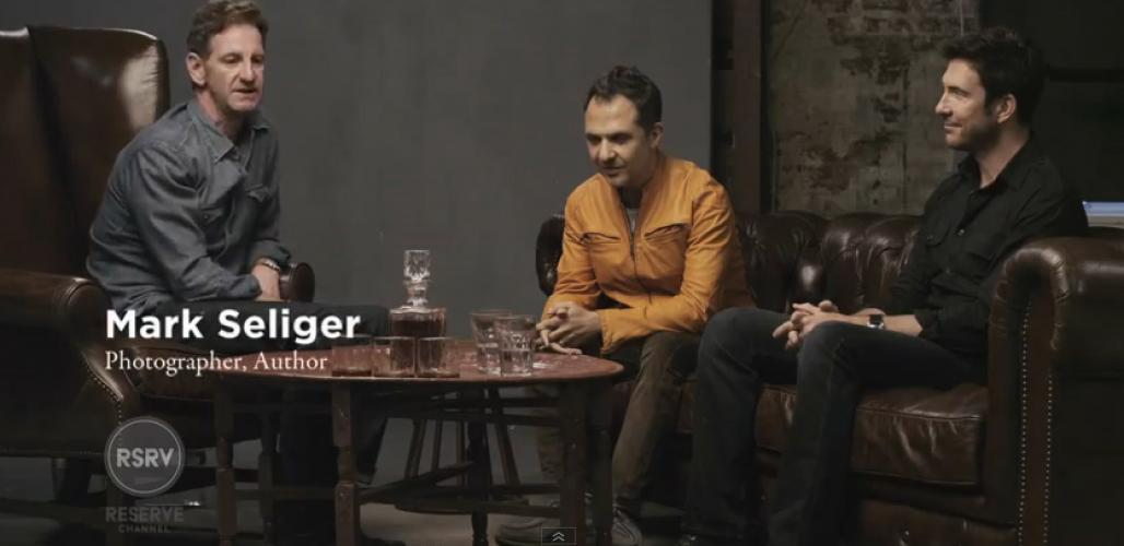 Capture with Mark Seliger next episode air date poster