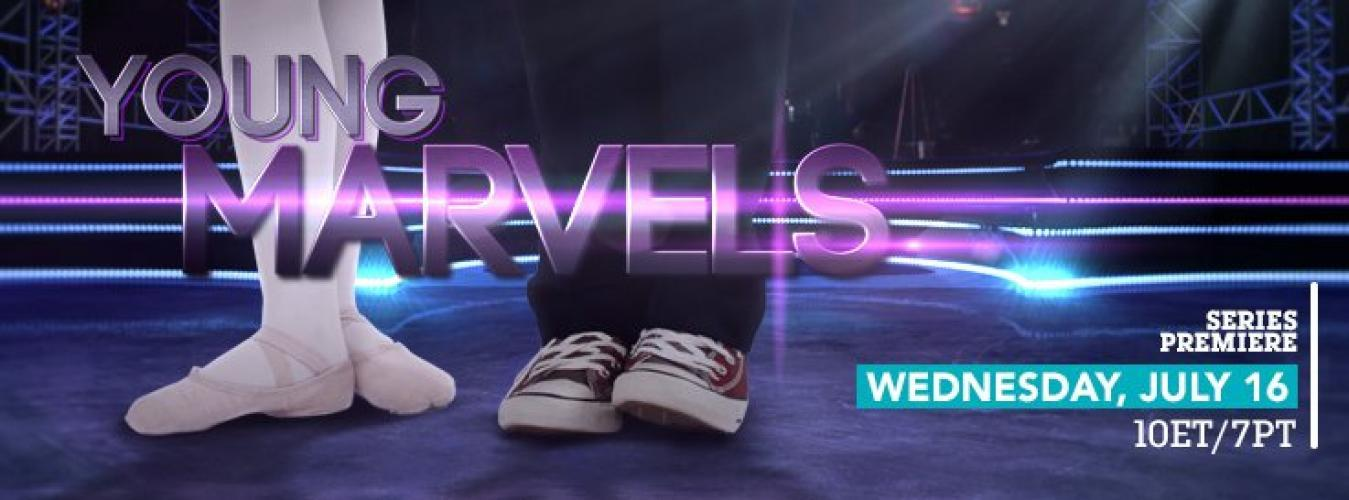 Young Marvels next episode air date poster