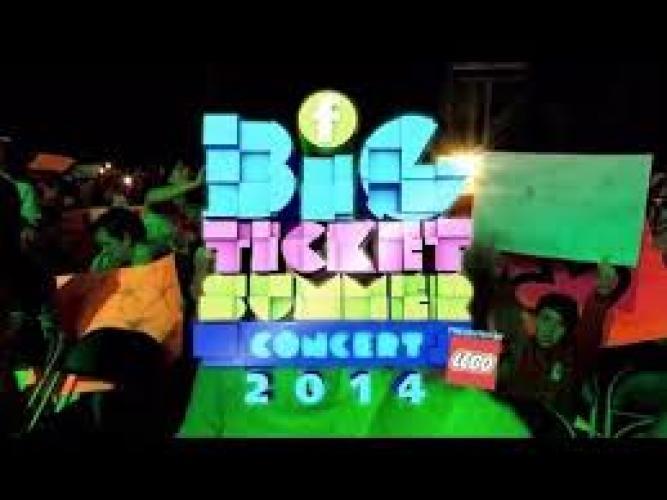 Big Ticket Summer Playlist next episode air date poster
