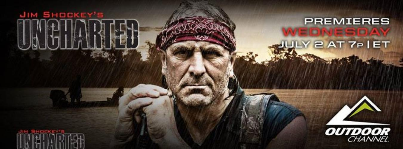 Jim Shockey's Uncharted next episode air date poster