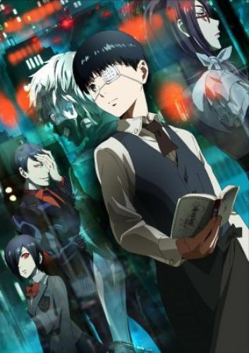 Tokyo Ghoul next episode air date poster