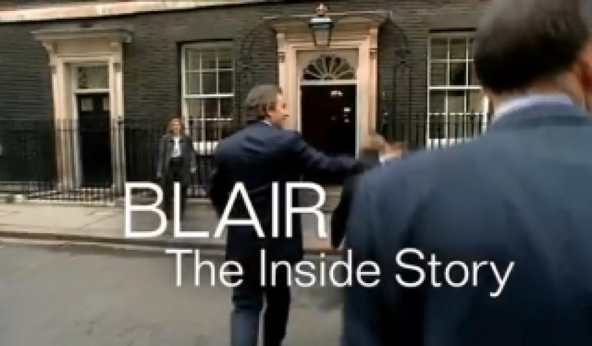 Blair: The Inside Story next episode air date poster