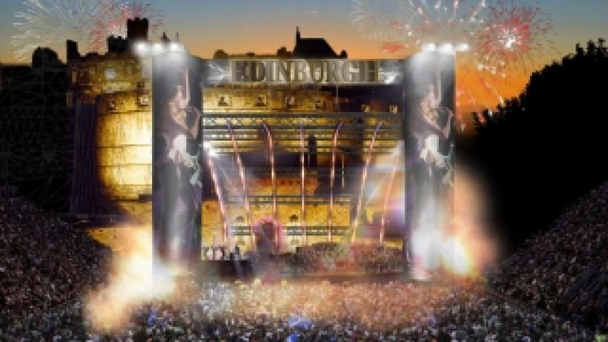 Live At Edinburgh Castle next episode air date poster