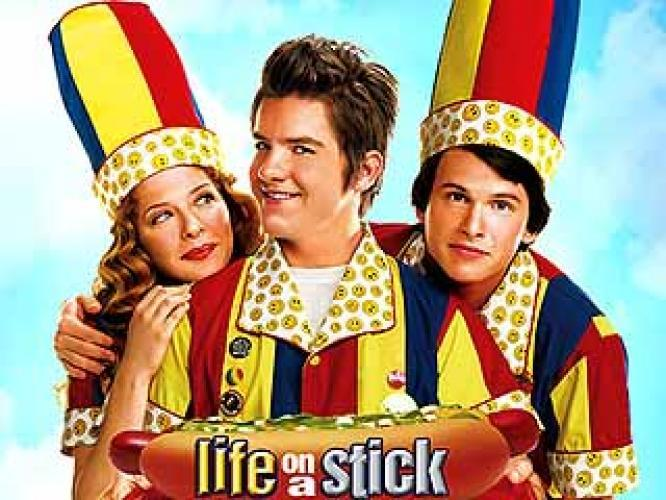 Life on a Stick next episode air date poster