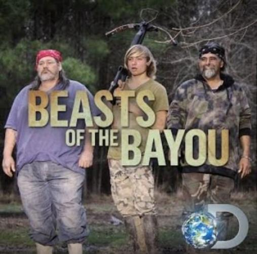 Beasts of the Bayou next episode air date poster