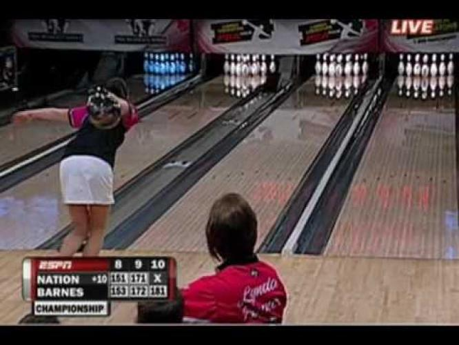 Women's Pro Bowling on ABC next episode air date poster