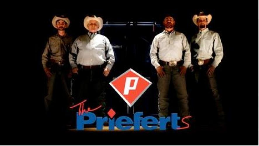 The Prieferts next episode air date poster