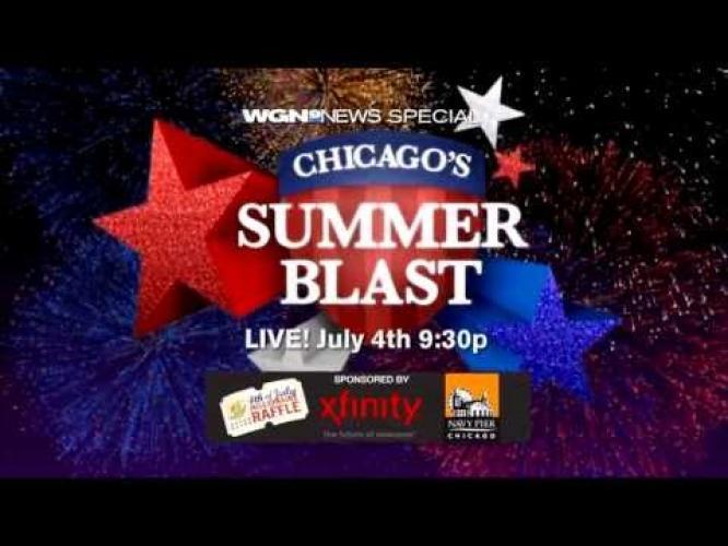 Chicago's Summer Blast next episode air date poster