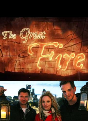 The Great Fire next episode air date poster