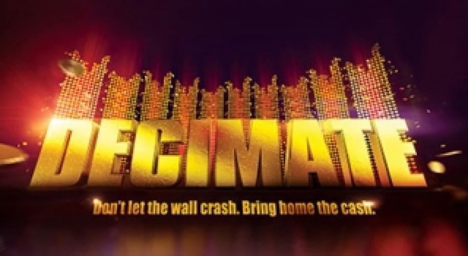 Decimate next episode air date poster