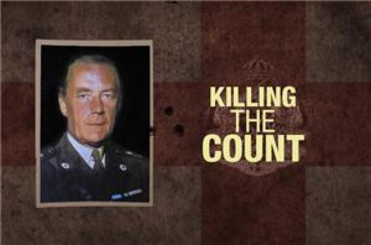 Killing The Count next episode air date poster