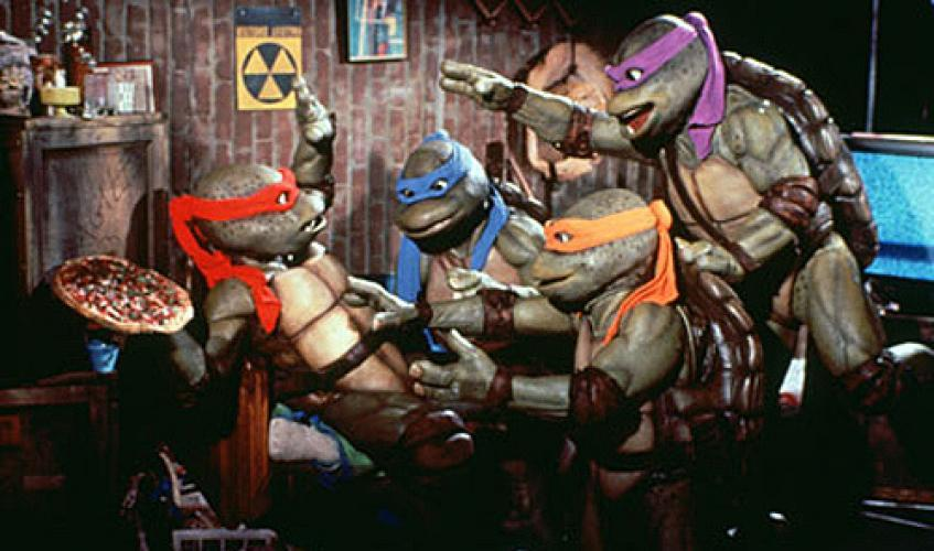 Inside the Action: The Teenage Mutant Ninja Turtles Movie Special next episode air date poster