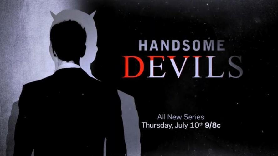 Handsome Devils next episode air date poster