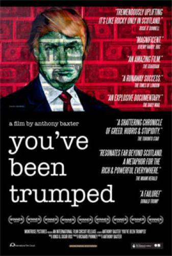 You've Been Trumped next episode air date poster