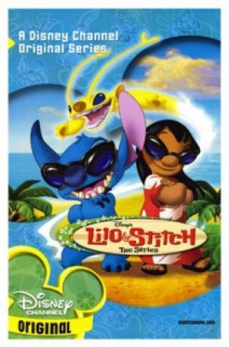 Lilo & Stitch: The Series next episode air date poster
