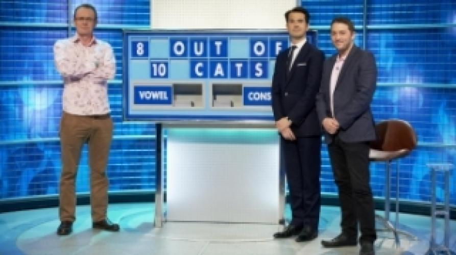 8 out of 10 Cats Does Countdown next episode air date poster