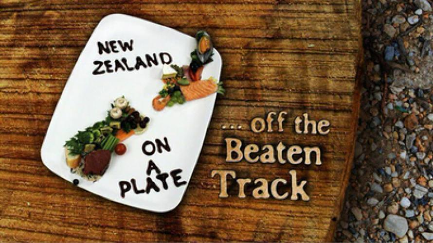 New Zealand on a Plate next episode air date poster