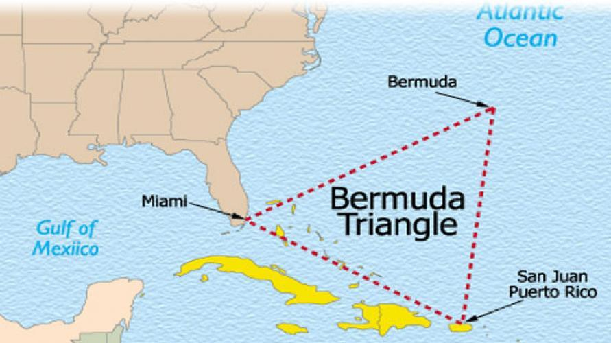 The Bermuda Triangle next episode air date poster