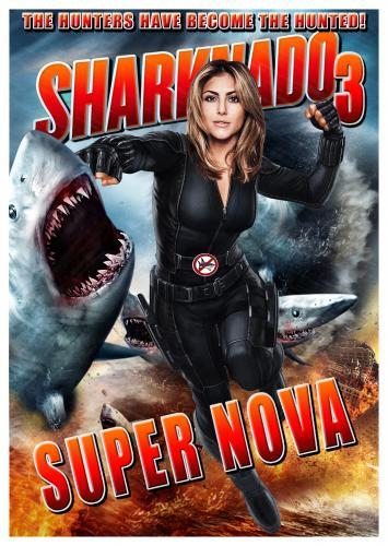 Sharknado 3: Super Nova next episode air date poster