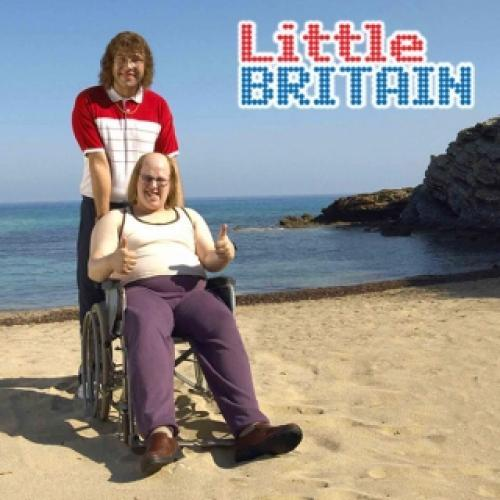 Little Britain next episode air date poster