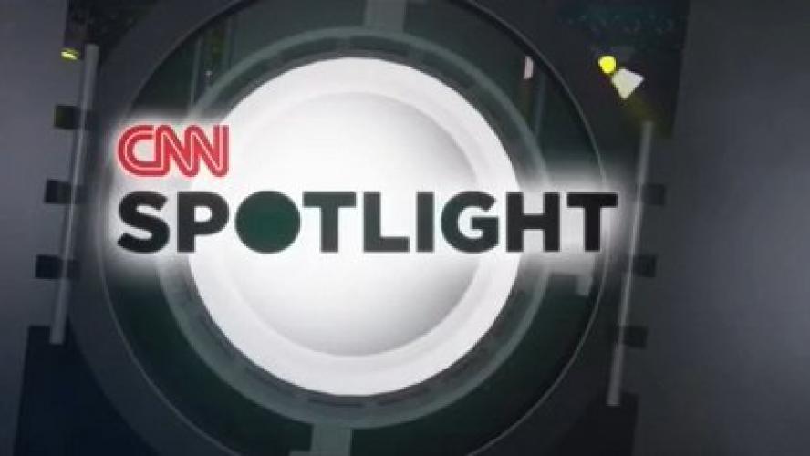 CNN Spotlight next episode air date poster