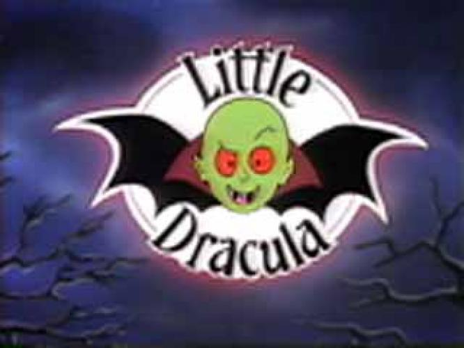 Little Dracula next episode air date poster