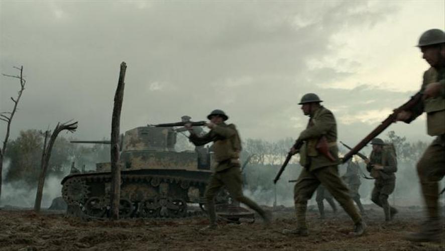 WWI: The First Modern War next episode air date poster