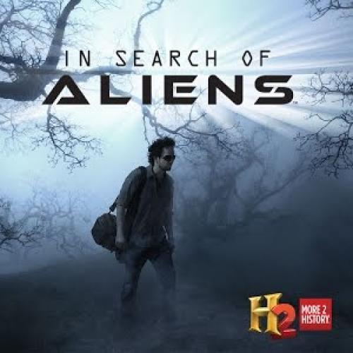 In Search of Aliens next episode air date poster