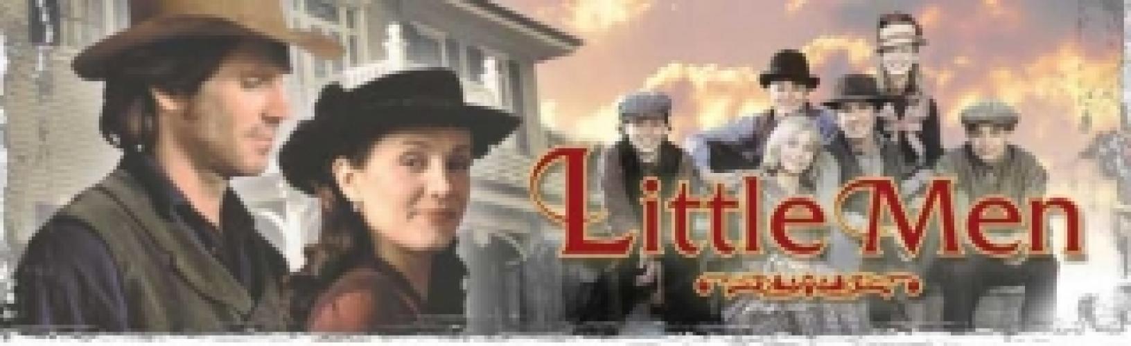 Little Men next episode air date poster