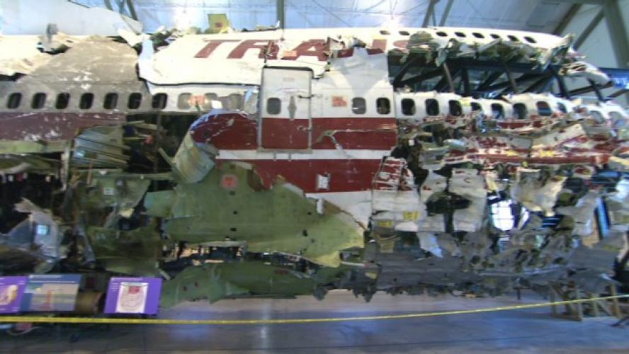 CNN Special Report: Witnessed: The Crash of TWA Flight 800 next episode air date poster
