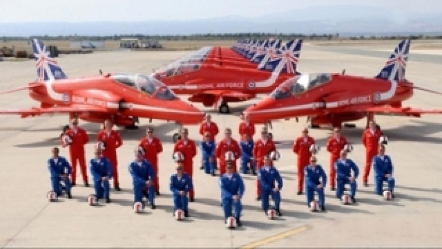 The Red Arrows: Inside the Bubble next episode air date poster