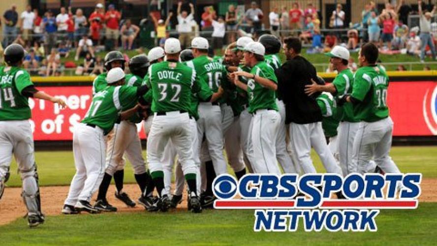 Minor League Baseball on CBS next episode air date poster